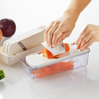 スライサー セット 調理器 ニューキッチンベーシック 千切り おろし器 ( スライサーセット 野菜スライサー 野菜調理器セット )