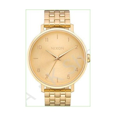 Nixon Womens Analogue Quartz Watch with Stainless Steel Strap A1090-502-00【並行輸入品】