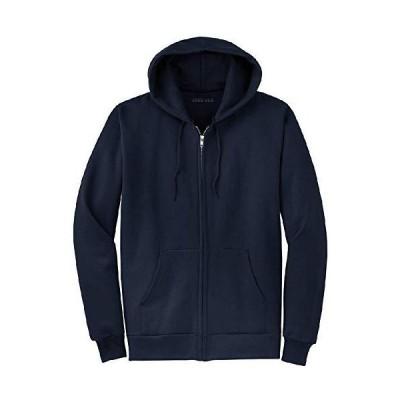 Joe's USA フルジップパーカー - フード付きスウェットシャツ 28色 サイズS-5XL US サイズ: 4X-Large