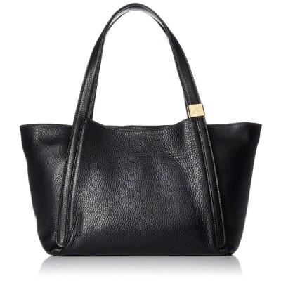 Sale[キタムラ] B5サイズ対応 セミショルダーバッグ Z-0509 ブラック/サンドベージュステッチ [黒] 15521