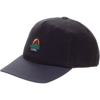 コールヘッドウェア 帽子 メンズ アクセサリー North Trucker Hat Black