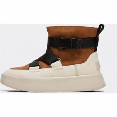 アグ Ugg レディース ブーツ シューズ・靴 Boom Buckle Boot Chestnut/White