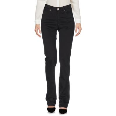 アルマーニ ジーンズ ARMANI JEANS パンツ ブラック 28 コットン 98% / ポリウレタン 2% パンツ