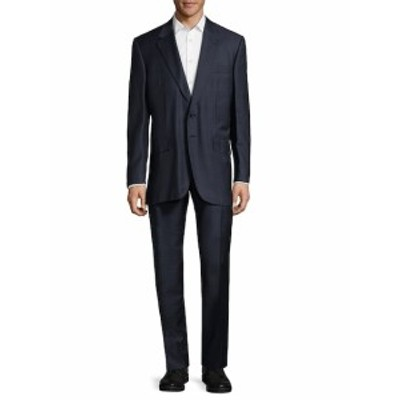 ルティーチェ Men Clothing Two-Button Wool-Blend Suit