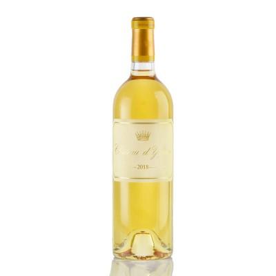 シャトー ディケム 2018 イケム フランス ボルドー 白ワイン