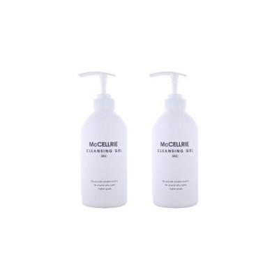 McCELLRIE【業務用】クレンジングジェル 500g  2個セット マッコイ 化粧品 美容・コスメ・香水・スキンケア・クレンジング