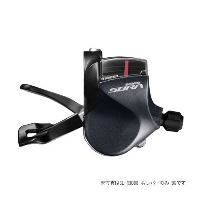 シマノ ソラ SL-R3000 左レバーのみ 2段