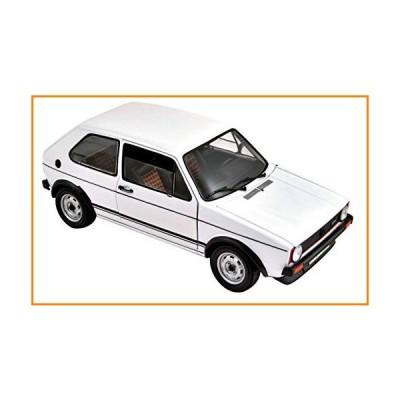 ノレブ 1/18 Volkswagen Golf GTI 1977 White 完成品【並行輸入品】
