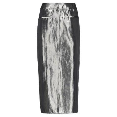 REJINA PYO 七分丈スカート  レディースファッション  ボトムス  スカート  ロング、マキシ丈スカート プラチナ