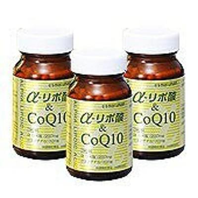 マルマン α-リポ酸&COQ10 90粒×3個セット