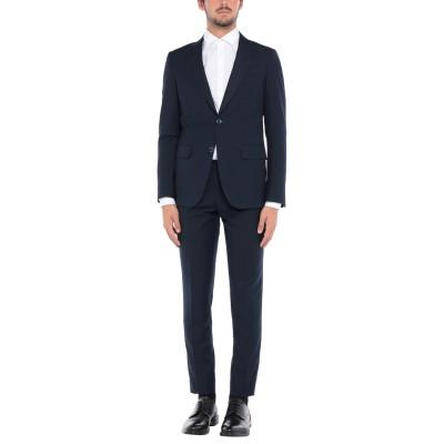 ロベルト カヴァリ ROBERTO CAVALLI スーツ ダークブルー 58 ポリエステル 70% / レーヨン 30% スーツ
