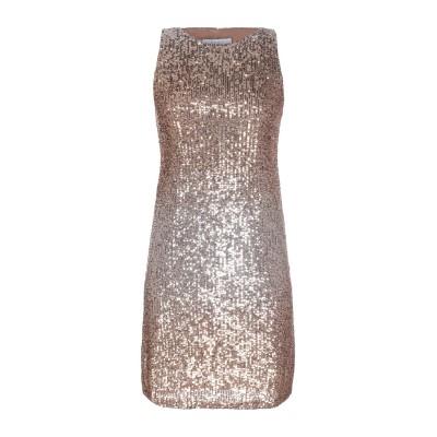 カオス KAOS ミニワンピース&ドレス ローズピンク 40 ポリエステル 97% / ポリウレタン 3% ミニワンピース&ドレス