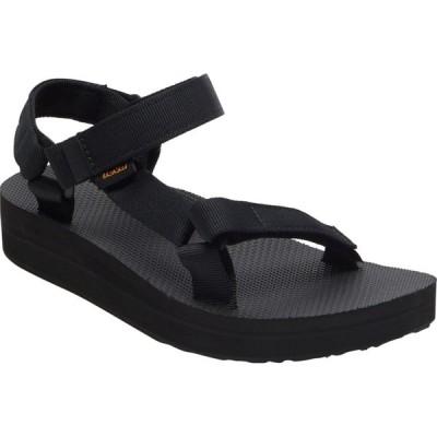 テバ Teva レディース サンダル・ミュール シューズ・靴 Midform Universal Black