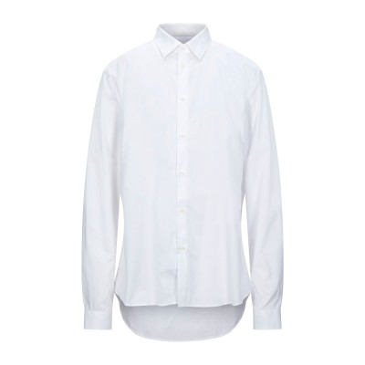 VERSACE COLLECTION シャツ ホワイト 39 コットン 100% シャツ