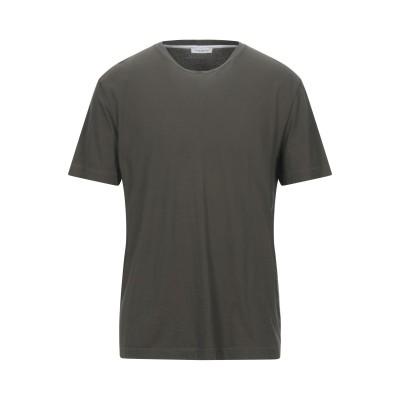 パオロ ペコラ PAOLO PECORA T シャツ ミリタリーグリーン XL コットン 100% T シャツ