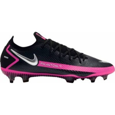 ナイキ レディース スニーカー シューズ Nike Phantom GT Elite FG Soccer Cleats Black/Pink