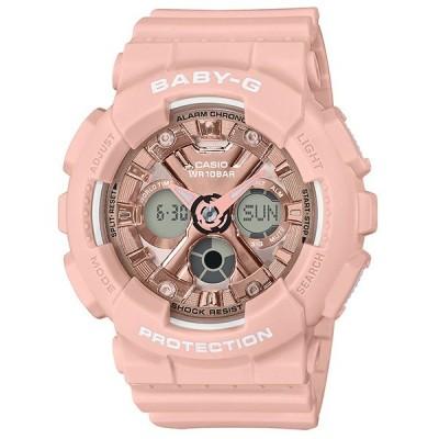 海外カシオ 海外CASIO 腕時計 BA-130-4A レディース BABY-G ベビーG(国内品番はBA-130-4AJF)