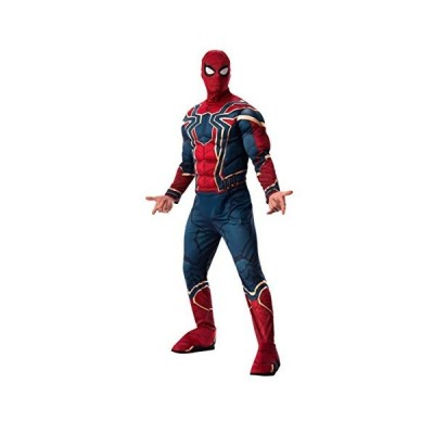 マーベル アベンジャーズ インフィニティウォー アイアンスパイダーマン 大人用 165cm-175cm
