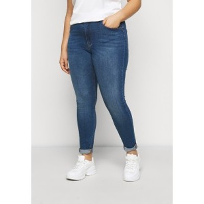 オンリー カルマコマ レディース デニムパンツ ボトムス CARLAOLA LIFE - Jeans Skinny Fit - medium blue denim medium blue denim