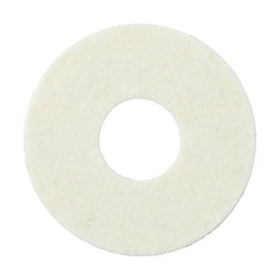 トラスコ中山 tr-7510900 ミニモ フェルトディスク φ11 (20枚入) (tr7510900)