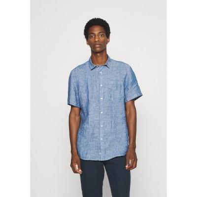 セリオ シャツ メンズ トップス RACARA - Shirt - blue
