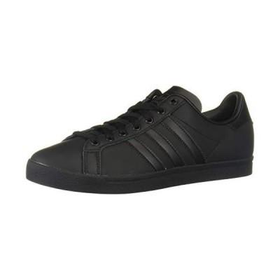 adidas Originals Men's Coast Star Sneaker, Black, Black, Grey, 12.5 Medium US