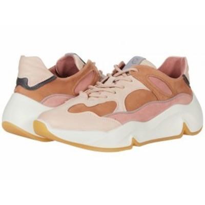 ECCO エコー レディース 女性用 シューズ 靴 スニーカー 運動靴 Chunky Tie Sneaker Multi/Toffee【送料無料】