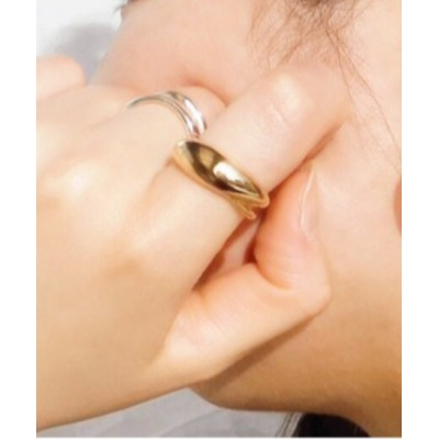 COMMON WARE / foun:デザイン クロス イヤーカフリング Secrets and lies WOMEN アクセサリー > リング