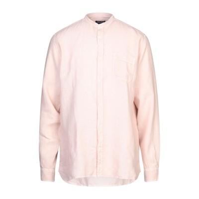 ウールリッチ WOOLRICH シャツ ライトピンク XL 100% 麻 シャツ