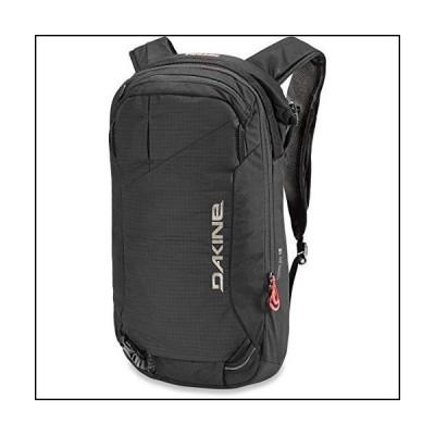DAKINE Poacher Ras 18L Snow Sport Backpack (Black)[並行輸入品]