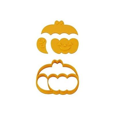 貝印 KAI クッキー型 コウモリ カボチャ おばけ 貝印×COOKPAD DL8001