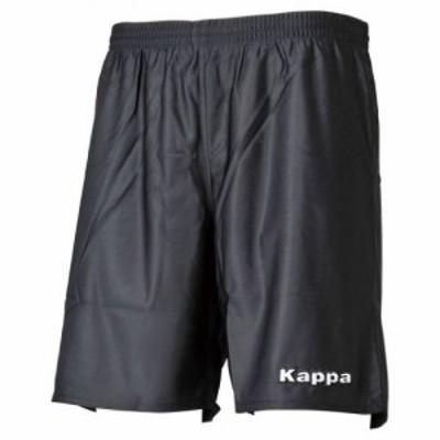 カッパ(Kappa) プラクティスパンツ FMJG7713 BL1 ブラック1 L