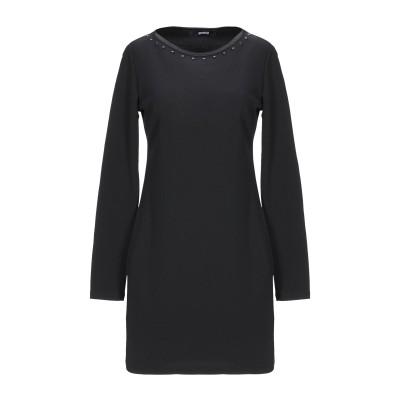 アイムパーフェクト !M?ERFECT ミニワンピース&ドレス ブラック XS ポリエステル 95% / ポリウレタン 5% / コットン ミニワン