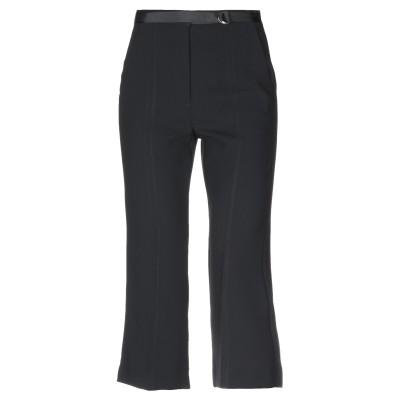 I BLUES パンツ ブラック 42 ポリエステル 100% パンツ