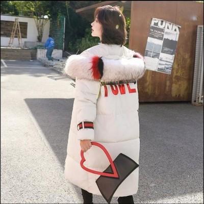 軽量 防風 キレイめ 中綿 暖かい カジュアル ダウンコート ダウンジャケット 女性 ロング丈 アウター 防寒 ファッション フォーマル 通勤 OL オフィス
