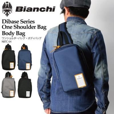 (ビアンキ) Bianchi 【ディパーゼ シリーズ】ディパーゼ シリーズ ワンショルダーバッグ ボディバッグ メンズ レディース