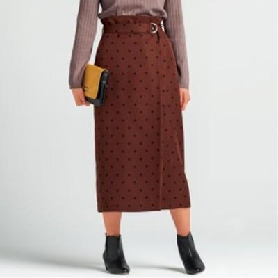 【バーゲン】ラップ風スカート(トールサイズ) LLT 3LT 4LT 2782-368203