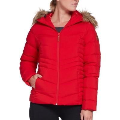 アルパインデザイン ジャケット&ブルゾン アウター レディース Alpine Design Women's Laurel Ridge Down Jacket Red