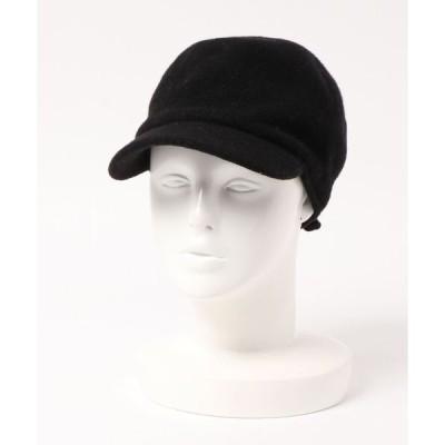 帽子 キャップ 【 kopka / コプカ 】 Woollen Visor Cap