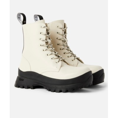 STELLA McCARTNEY / Trace Boots with Vibram Sole /  ビブラムソールトレースブーツ WOMEN シューズ > ブーツ