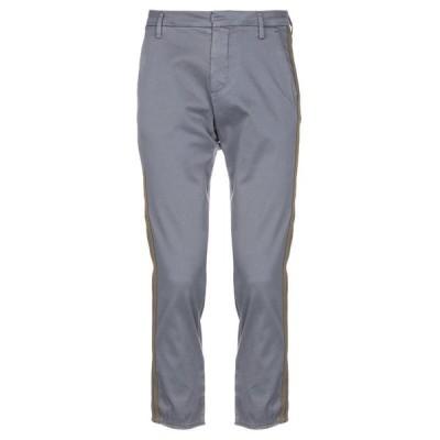 GAeLLE Paris チノパンツ ファッション  メンズファッション  ボトムス、パンツ  チノパン 鉛色