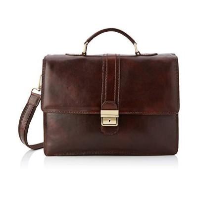 Chicca Tutto Moda Women's CBC18906GF22 Top-Handle Bag Brown Marrone (Testa Di Moro) 並行輸入品