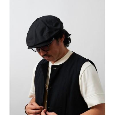 ANCHOR by ROTAR/VIVIFY / QUARTER GALLERY オイルド2WAYキャスケット MEN 帽子 > キャスケット