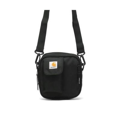 【ギャレリア】 カーハート ショルダーバッグ carhartt WIP ESSENTIALS BAG SMALL エッセンシャルバッグ I006285 ユニセックス ブラック系1 F GALLERIA