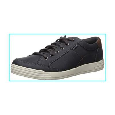 Nunn Bush Men's KORE City Walk Oxford Athletic Style Sneaker Lace Up Shoe, Navy, 10 W US