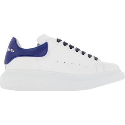 """アレキサンダー マックイーン Alexander McQueen レディース スニーカー シューズ・靴 """"Oversize"""" Sneakers White"""