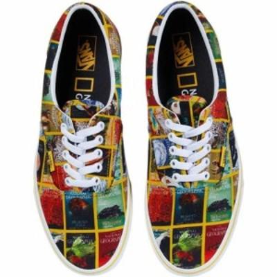 ヴァンズ Vans レディース スニーカー シューズ・靴 x National Geographic Collab Shoes Multi Covers/True