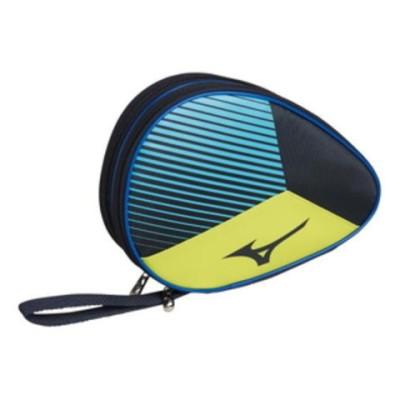 ミズノ 卓球ラケットケース (ネイビー×ブルー) MIZUNO  ラケットソフトケース(2本入れ) 83JD000282 【返品種別A】