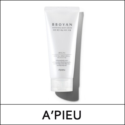 [A Pieu] Bboyan Whitening Body Cream 130ml
