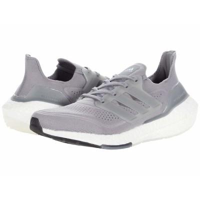 アディダス スニーカー シューズ メンズ Ultraboost 21 Grey/Grey/Grey